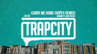 Gambar cover KSHMR ft. Jake Reese - Carry Me Home (HOPEX Remix)