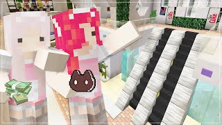 "Minecraft Maids ""SHOPPING MALL!"" Roleplay ♡7"