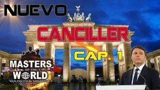 MASTERS OF THE WORLD GEOPOLITICAL SIMULATOR 3 | ESPAÑOL. CAP. 1