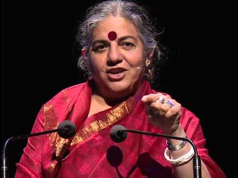 Festival of Dangerous Ideas 2013  Vandana Shiva   Growth = Poverty