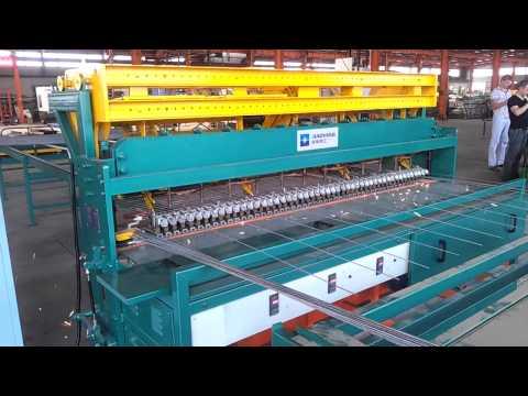 Wire mesh fence welding machine GWCD-2500(3-6mm)