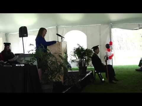 1st Annual Burlington College Communiversity Commencement Ceremony