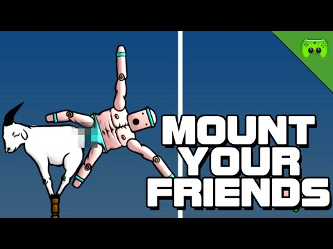 Mount Your Friends