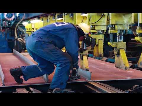Rauma Marine Constructions company video