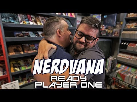 NERDVANA: The Web Series | One Shot | Ready Player One