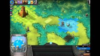 Poxnora - First look Beginner gameplay