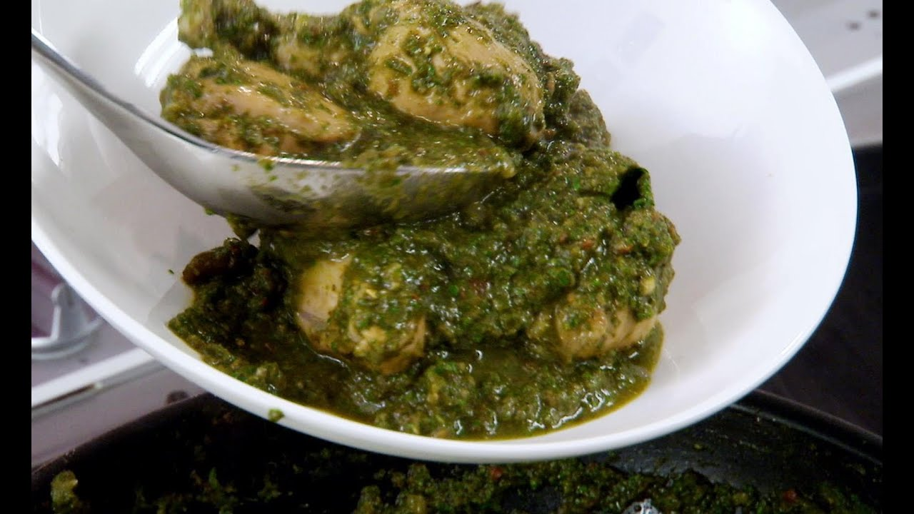 Punjabi chicken with spinach indian food made easy with anjum punjabi chicken with spinach indian food made easy with anjum anand bbc food youtube forumfinder