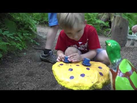 The Enchanted Forest in British Columbia | Revelstoke, BC | Family outdoor attraction