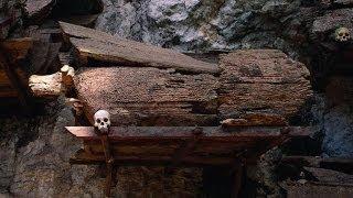 Los Asombrosos Ooparts de la Cueva de Burrows