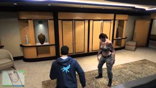 GTA V Online: Yacht Interior [Executive and Other Criminals Update]