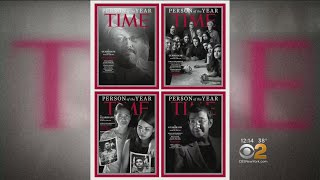 Time Magazine Announces Person Of The Year