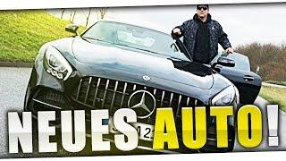 Mein NEUES Auto | AMG GTS | MontanaBlack