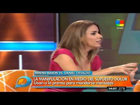 Daniel Osvaldo sospecha de Militta Bora: ¿lo está usando para hacerse famosa?