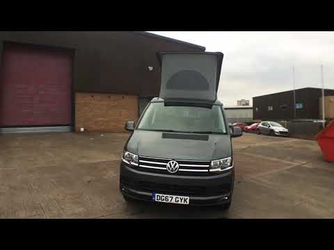 California Ocean 150 PS 2.0 TDl for sale at Volkswagen Van Centre Birmingham
