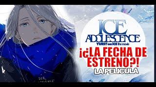 Yuri on ice pelicula