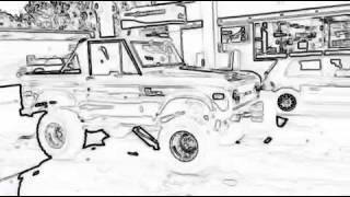 Ford bronco gif