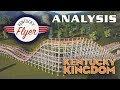 Kentucky Flyer Analysis Kentucky Kingdom 2019 Gravity Group Roller Coaster