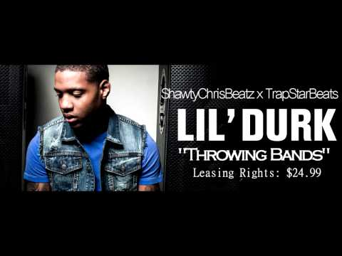 Lil Durk Type Beat 2014 - Throwing Bands (ShawtyChrisBeatz x TrapStarBeatz)