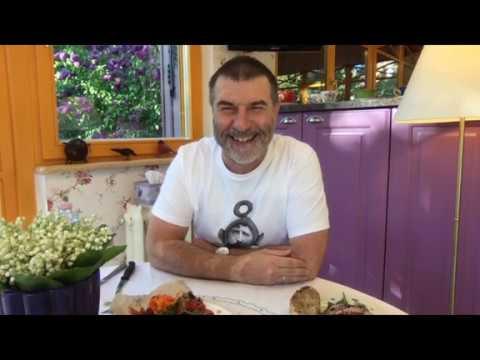 Ужин с Гришковцом 22 мая