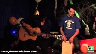 Phố Nghèo - Offline Guitar  Halloween Câu Lạc Bộ Guitar Bệt