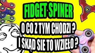 Wszystko na temat Fidget Spinner