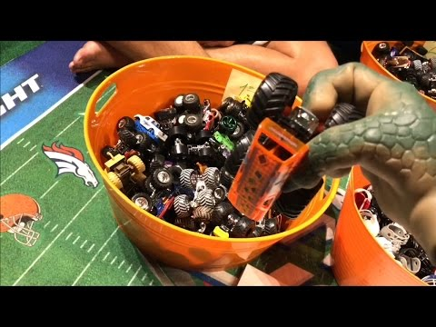 THE MONSTER TRUCK FOOTBALL LEAGUE DRAFT