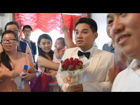 My Wedding Video (Edited)