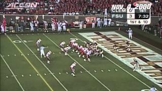 Top 5 Moments in FSU-Clemson Rivalry | ACC Hidden Gems