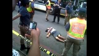 South Africa Metro Police Brutality on an Innocent Nigerian Woman