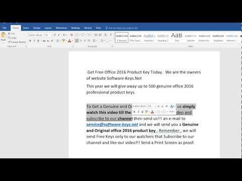 Office 2016 Product Key Activate FREE for from Software-Keys Company