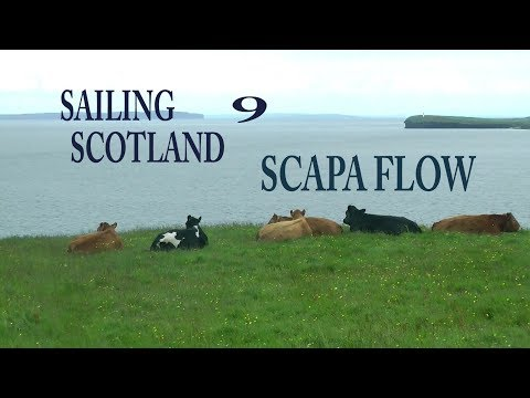 KeepTurningLeft Season 8 film 9 Sailing in Scapa Flow with Dylan Winter