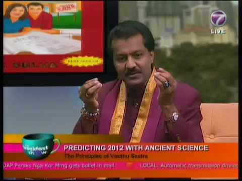 Ancient secrets and Pyramid energy by Dr T. Selva (NTV7 Malaysia) English
