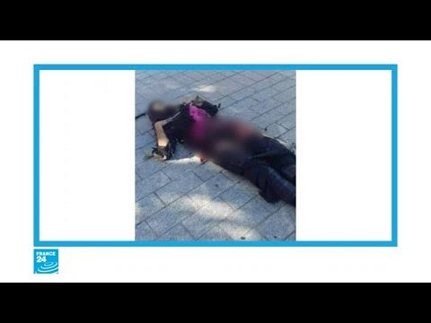 امرأة تفجر نفسها قرب دورية أمنية وسط العاصمة التونسية