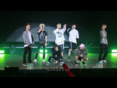 170514 iKON - RHYTHM TA REMIX (Rock Version) @ YG X UNICEF WALKING FESTIVAL