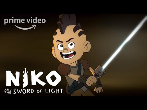Niko and the Sword of Light - He Knows the Plan! | Prime Video Kids