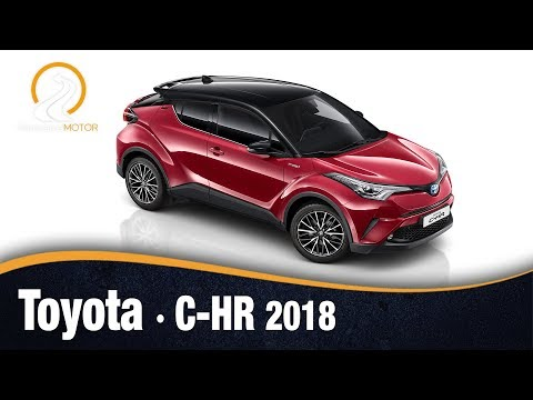 Toyota C-HR 2018 | Video e Información / Review en Español