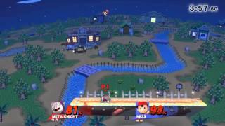 Super Smash Bros. Wii U/3DS - Victory it