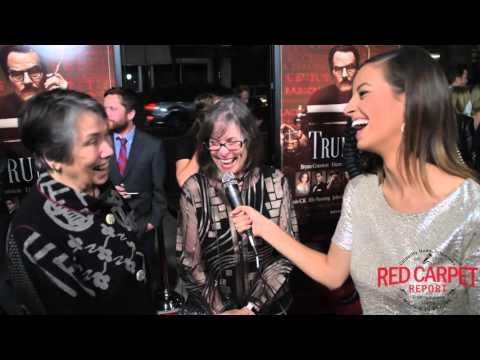 Niki & Mitzi Trumbo Interviewed on the Red Carpet at U.S. Premiere of TRUMBO #TrumboMovie