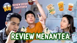 REVIEW MENANTEA DIDEPAN ORANGNYA! FT. JESS NO LIMIT, JEROME