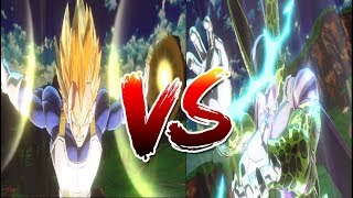 #2 Vegeta Vs Cell, REMATCH!!! (Dragon Ball Z: Resurrection C) -DBXV2