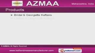 Bridal Kaftans by AZMAA, Mumbai