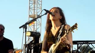 Neko case performs hold on, on at coachella 2014