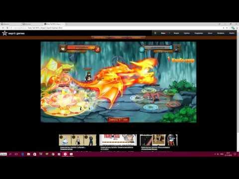 Fairy Tail Rpg 2016 сервер кинана