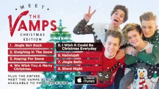 'Meet The Vamps - Christmas Edition' Album Sampler thumbnail