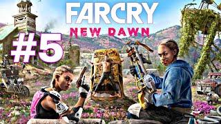 La fuga [Far cry new dawn #5]