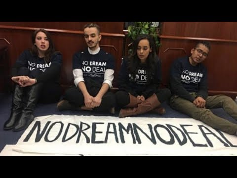 Do Democrats Have the DREAMers' Courage to Save DACA?