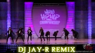 SOL T SHINE Japan 2012 World Hip Hop Dance Championship BY (((DJ JAY R)))