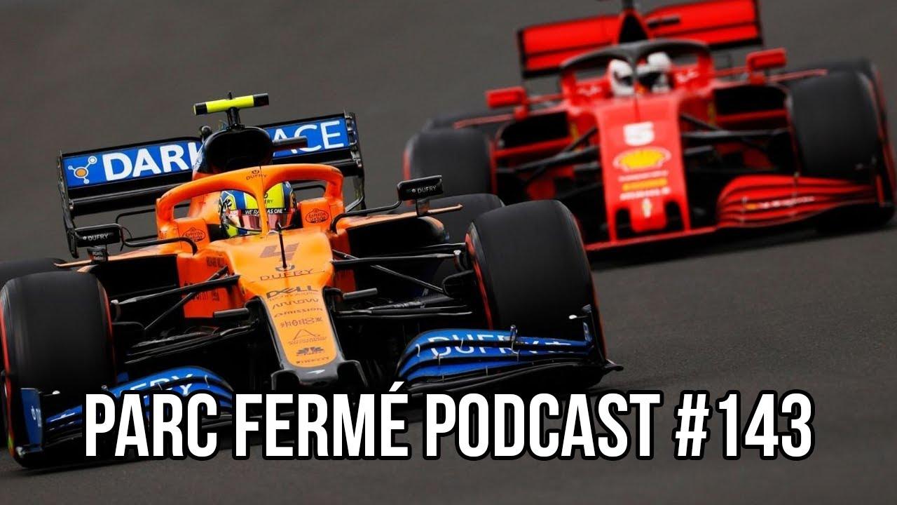Nowe tory w kalendarzu, restrukturyzacja w Ferrari - F1 Podcast #143
