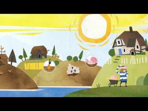 Fiete - Ein Tag auf dem Bauernhof – Preisgekrönte App für Kinder
