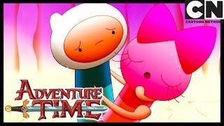 Cadena Alimenticia | Hora de Aventura LA | Cartoon Network